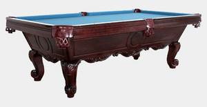 Table Construction California Billiards Is A Family Heirloom - Slate core pool table